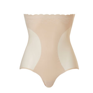 Scallop Sheer High Brief